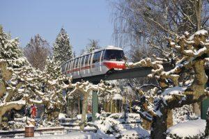 רכבת אקספרס בפארק אירופה