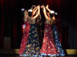 רקדניות פלמנקו