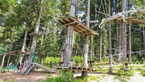 פארק החבלים החיצוני בפלדברג