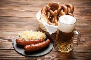 אוכל גרמני מסורתי