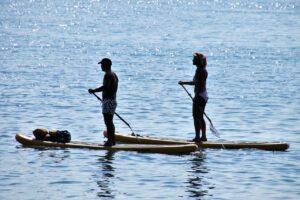 גלישת סאפ באגם טיטיזה