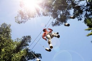 פארק החבלים Action Forest