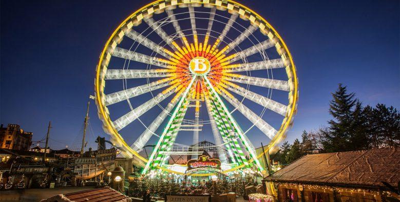 גלגל ענק בפארק אירופה