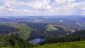 הנוף ממרומי הר פלדברג