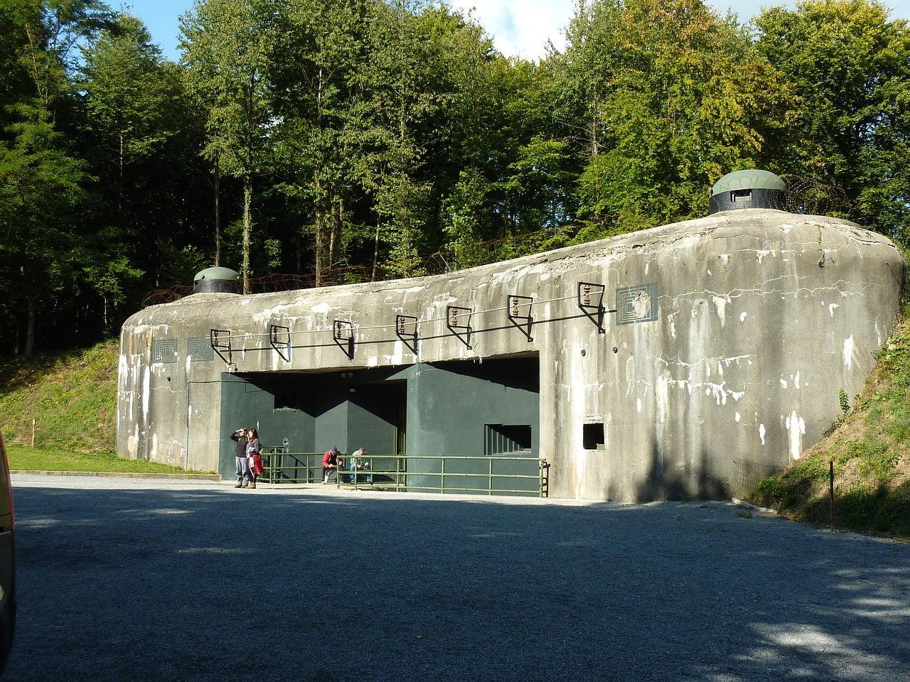 מוזיאון קו מאז'ינו
