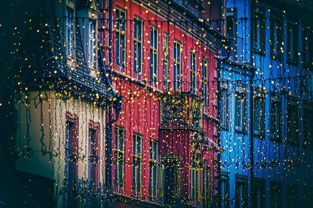 פסטיבל חג המולד בפרייבורג