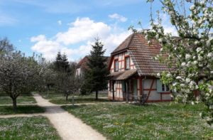 Les Loges de l'Ecomusée D'Alsace